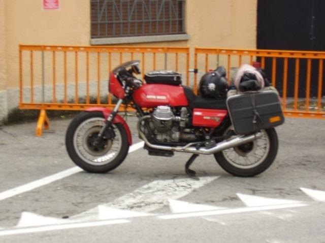 Motoguzzi 850 le Mans