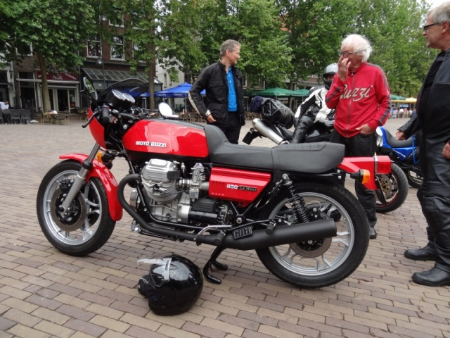 Guzzi Sportief meeting 2013